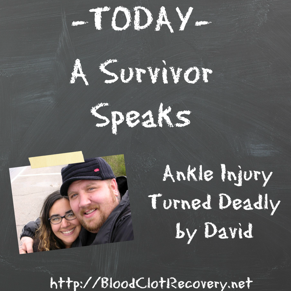 Survivor Speaks David