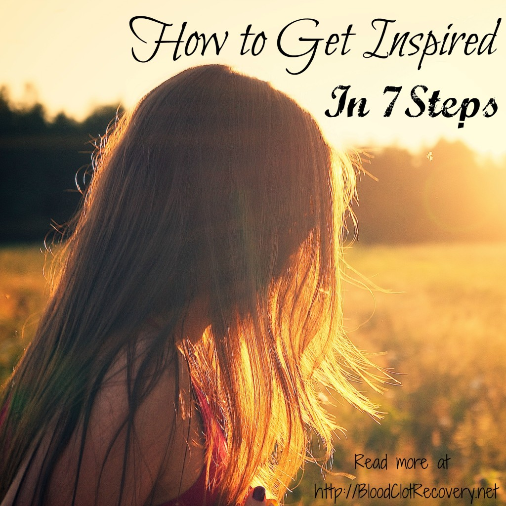 how to get inspired cover