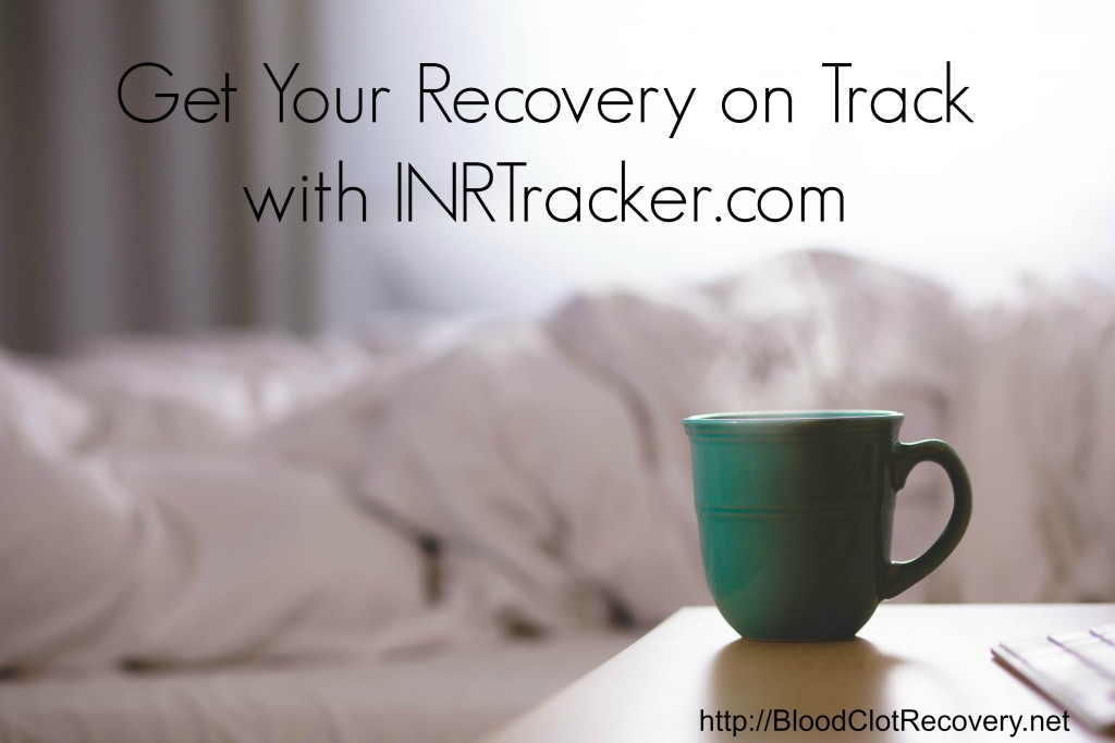 Get your recovery on track with INRTracker
