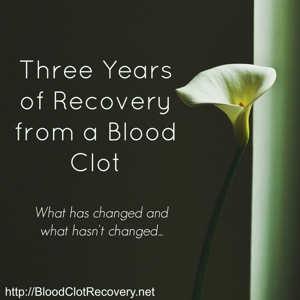 Three Year Recovery Cover