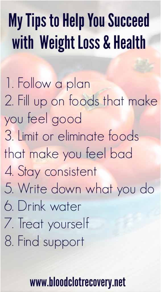 Tips for eating well 3