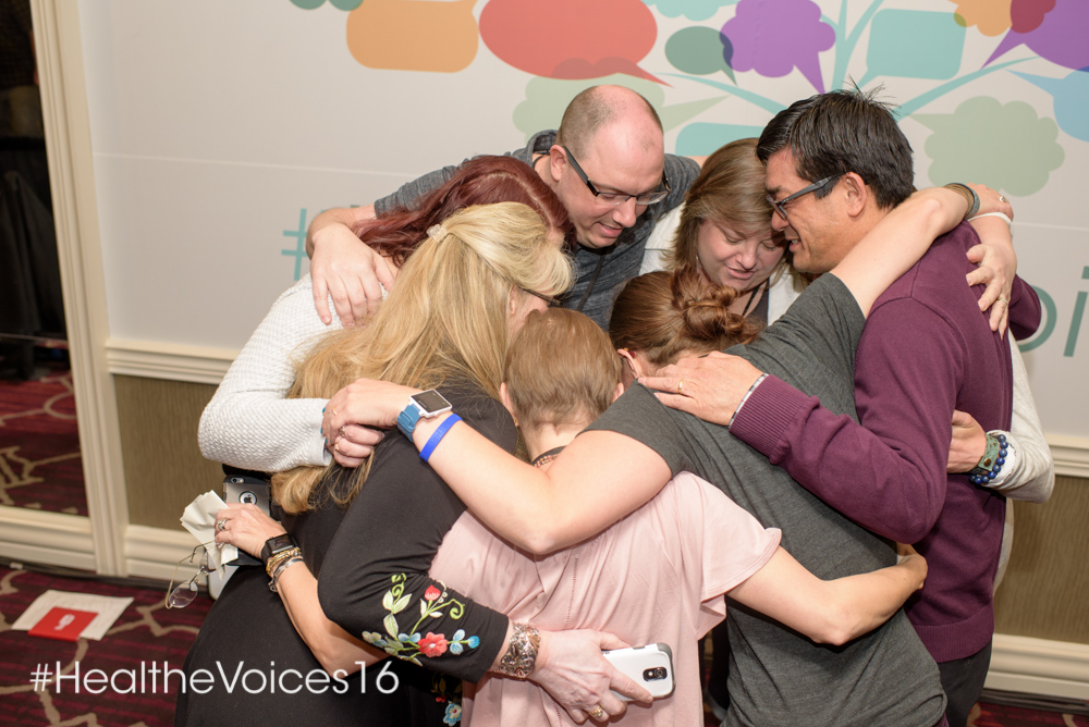 Avisory Panel Group Hug