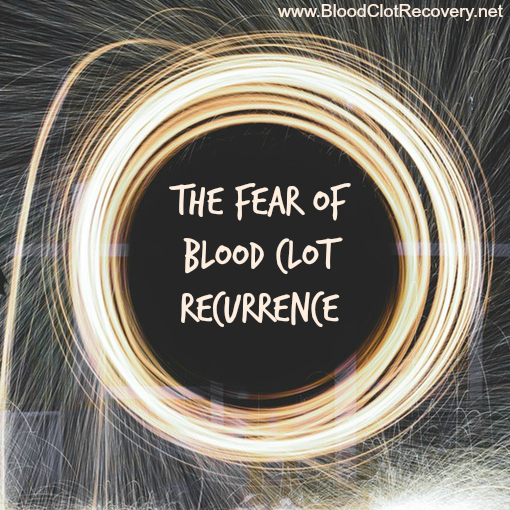 Fear of Blood Clot Recurrence