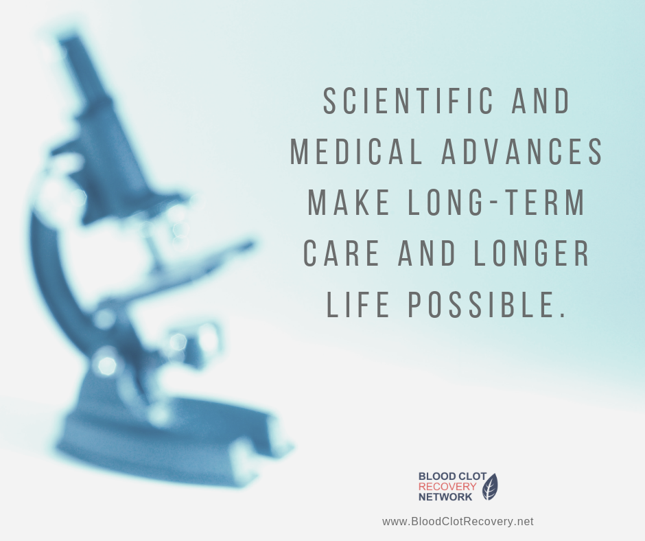 New advances in science and medicine make long-term care and longer life possible.